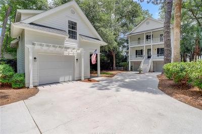 Single Family Home For Sale: 1 Crosswinds Drive