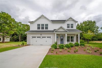 Hardeeville Single Family Home For Sale: 2267 Osprey Lake Circle