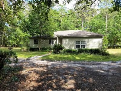 Jasper County Single Family Home For Sale: 76 Roper Loop