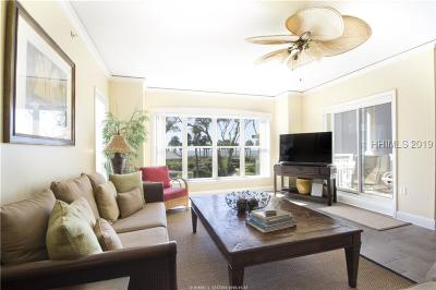 Hilton Head Island Condo/Townhouse For Sale: 41 Ocean Lane #6101