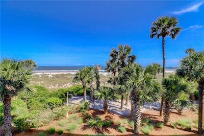 Hilton Head Island Condo/Townhouse For Sale: 21 Ocean Lane #408