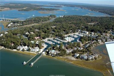Hilton Head Island Condo/Townhouse For Sale: 73 Spindle Lane #73
