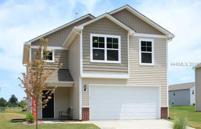 Beaufort Single Family Home For Sale: 34 Pacolet Lane