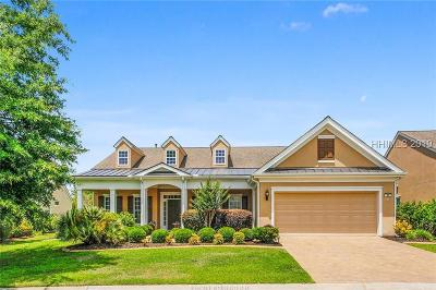 Bluffton SC Single Family Home For Sale: $384,000