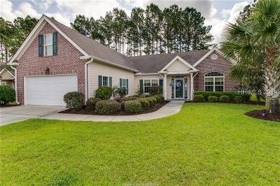 Bluffton Single Family Home For Sale: 29 Station Loop