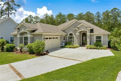 Jasper County Single Family Home For Sale: 78 Windjammer Court