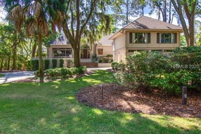Hilton Head Island SC Single Family Home For Sale: $699,000