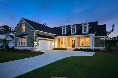 Bluffton SC Single Family Home For Sale: $569,950