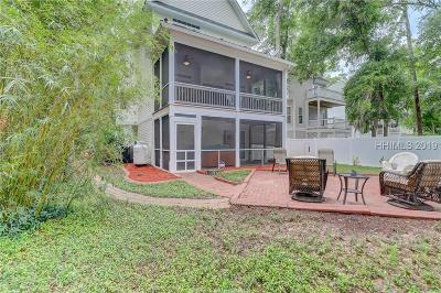 Hilton Head Island Single Family Home For Sale: 11 Victoria Square Drive