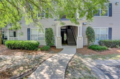 Beaufort County Condo/Townhouse For Sale: 50 Pebble Beach Cove #J217