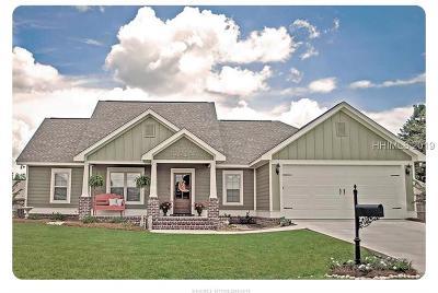 Beaufort Single Family Home For Sale: 43 Fiddler Drive
