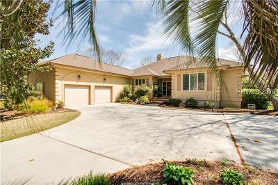 Moss Creek Single Family Home For Sale: 33 Spartina Point Drive