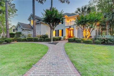 Beaufort County Single Family Home For Sale: 17 Club Manor
