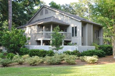 Hilton Head Island Condo/Townhouse For Sale: 20 Queens Folly Road #1651