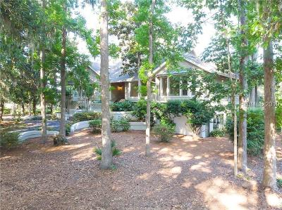Beaufort County Single Family Home For Sale: 12 Neptune Court