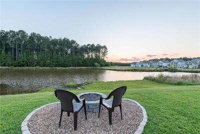 Bluffton Single Family Home For Sale: 8 Wolf Creek Cove