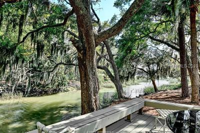 Beaufort County Condo/Townhouse For Sale: 35 Baynard Park Road #403