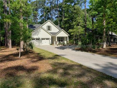 Beaufort County Single Family Home For Sale: 187 Whiteoaks Circle