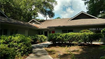 Hilton Head Island Single Family Home For Sale: 1 Teal Lane