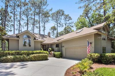 Beaufort County Single Family Home For Sale: 37 Club Course Drive