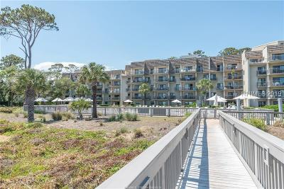 Hilton Head Island Condo/Townhouse For Sale: 11 S Forest Beach Drive #320