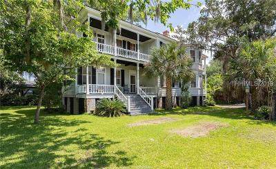 Beaufort Single Family Home For Sale: 908 Scott Street