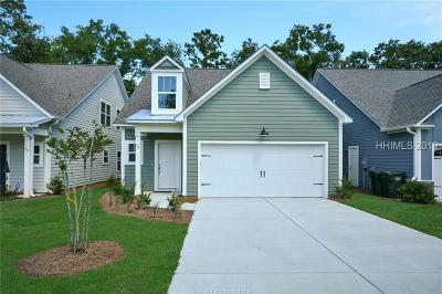 Beaufort County Single Family Home For Sale: 38 Circlewood Drive