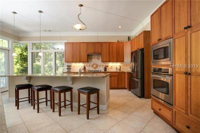 Hilton Head Island Single Family Home For Sale: 3 Marsh Owl Court