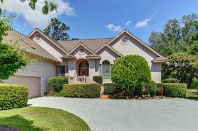 Hilton Head Island Single Family Home For Sale: 10 Outpost Lane