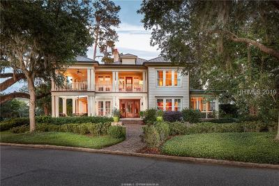 Bluffton SC Single Family Home For Sale: $2,575,000