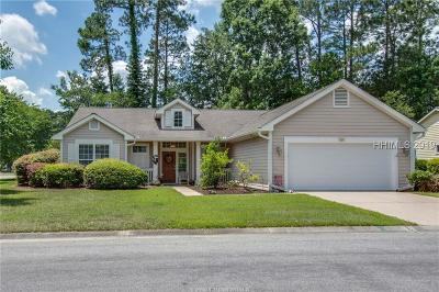 Single Family Home For Sale: 121 General Hardee Way