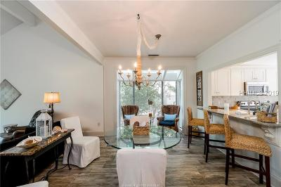 Hilton Head Island Condo/Townhouse For Sale: 60 Carnoustie Road #970
