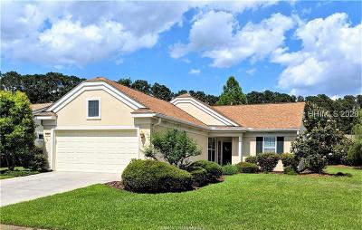 Beaufort County Single Family Home For Sale: 24 Willow Brook Drive