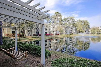 Hilton Head Island Condo/Townhouse For Sale: 380 Marshland Road #B34