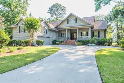Beaufort County Single Family Home For Sale: 6 Blake Place