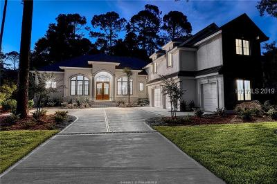Hilton Head Island Single Family Home For Sale: 618 Colonial Drive