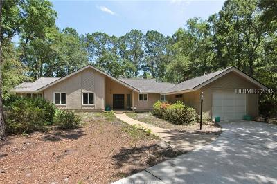 Hilton Head Island Single Family Home For Sale: 35 Off Shore