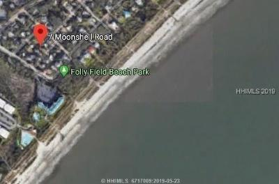 Hilton Head Island Single Family Home For Sale: 7 Moonshell Road