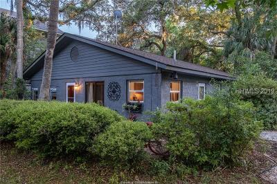 Hilton Head Island Single Family Home For Sale: 32 Firethorn Lane