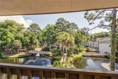 Hilton Head Island Condo/Townhouse For Sale: 42 S Forest Beach Drive #3245