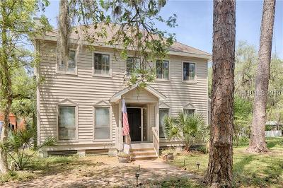 Single Family Home For Sale: 8 Myrtle Island Road