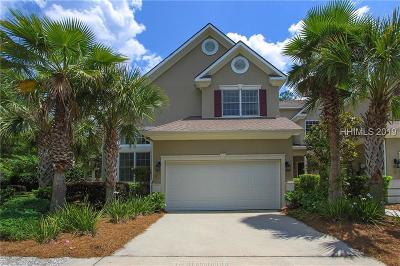Hampton Pointe Single Family Home For Sale: 31 Persimmon Circle