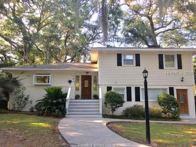 Beaufort Single Family Home For Sale: 503 Mystic Drive E