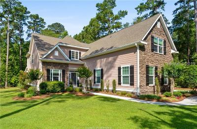 Beaufort County Single Family Home For Sale: 2 Dovetree Lane