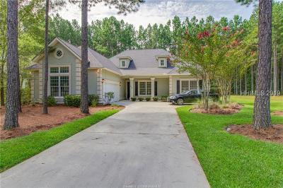 Hardeeville Single Family Home For Sale: 200 Alder Ln