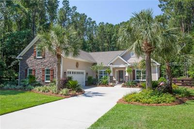 Beaufort County Single Family Home For Sale: 11 Bartons Run Drive