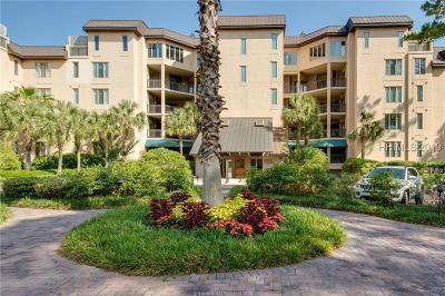 Condo/Townhouse For Sale: 251 S Sea Pines Drive #1907