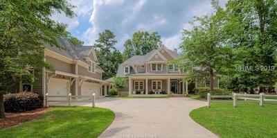 Single Family Home For Sale: 28 Indigo Plantation Road