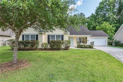 Bluffton Single Family Home For Sale: 7 Hyde Park Circle
