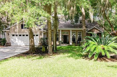 Single Family Home For Sale: 26 Sea Island Dr